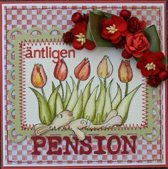pension gratulationskort Kort & Konst AB   Blomster  & Gratulationskort pension  pension gratulationskort
