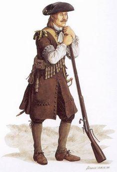 Régiment de Carignan-Salières musketeer 1665. In 1665 1200 men of the regiment…