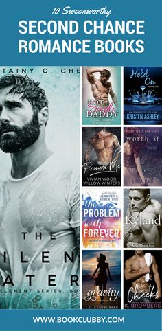 10 awesome romance books to read right now. These novels will renew your faith in love and second chances, and probably keep you up all night.