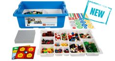 LEGO.com Education 45100 StoryStarter Core Set