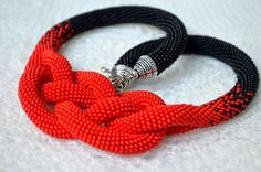 Hey, I found this really awesome Etsy listing at https://www.etsy.com/listing/557363031/wife-red-jewelry-coral-crochet-jewelry