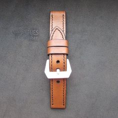 Panerai Handmade Watch Strap | DIFUES leather
