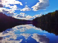 Helvetinjärvi National Park, Tampere region, Finland