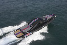 Lancia Martini Racing Speed Boat