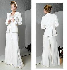 Trajes de chaqueta para bodas Fashion Pants, Fall Outfits, Marie, Normcore, Womens Fashion, Style Fashion, Wedding Dresses, Google, Pant Suits