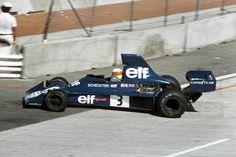 Jody Scheckter, #3 Tyrrell-Ford 007