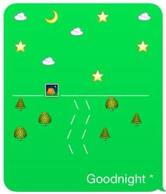 I guess i should go to sleep.. Goodnight emoji doodle.. Creative emojis..