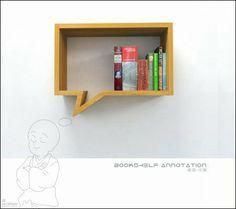 Bookshelf-annotation