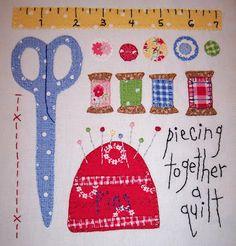 adorable quilt blocks