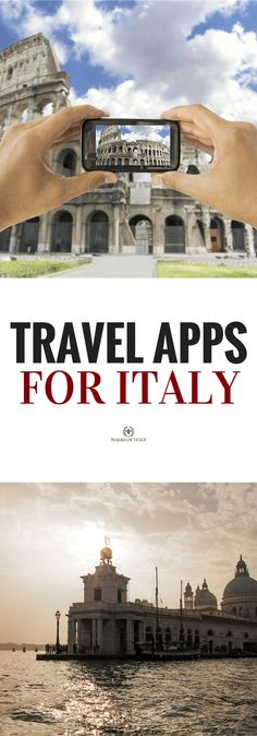 Find out the best travel apps to use in Italy!