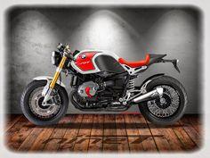 DESIGNER'S CUT Cafè Racer Projects: BMW R NINE-T CUSTOM
