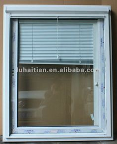 Anderson Windows with Blinds Inside | Vinyl window with internal blinds, View blinds glass windows ...