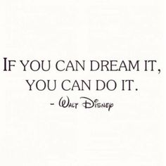 #disney #dream