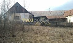 Rodinný dom - poľnohospodárska usadlosť, Detva