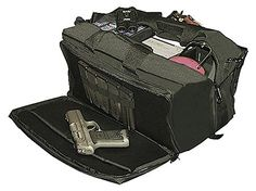 Galati Gear SRB Super Range Bag PVC Tactical Nylon Black