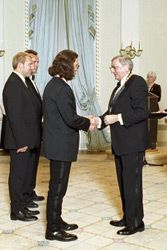 Rush gets order of Canada