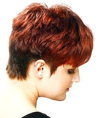 Účesy 2009: Účesy pro krátké vlasy