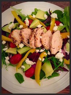 Easy Lemon Dijon Salad Dressing