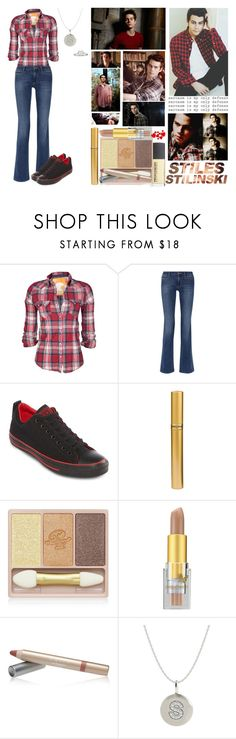 """""""Stiles Stilinski"""" by pinky44 ❤ liked on Polyvore featuring Soul Cal, M.i.h Jeans, Converse, Jane Iredale, Rococo Sand, Paul & Joe, Napoleon Perdis and Henri Bendel"""