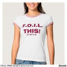 F.O.I.L. THIS!, (x y)(-x-y)