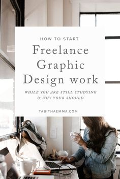 Online Photography Jobs - Graphic Design students-How and why you need to start freelancing while you are still studying Photography Jobs Online Online Graphic Design, Web Design, Design Logo, Freelance Graphic Design, Freelance Designer, Graphic Design Tutorials, Graphic Design Inspiration, Design Styles, Graphic Designers