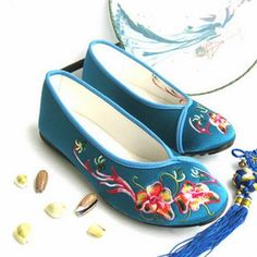 Chinese Cloth Shoes