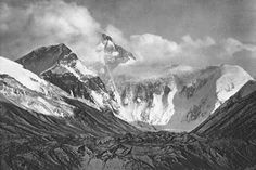Everest, 1924, click for larger image