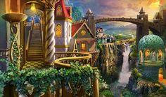 Gardens of Time | Elven City