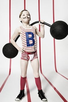 Circus by Hotpotck , via Behance
