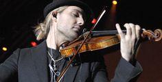 """Doppel-Platin für David Garrett - Pop-Klassik - Der Star-Geiger David Garrett ist für 400.000 verkaufte Einheiten seines Albums """"Rock Symphonies"""" mit Doppel-Platin ausgezeichnet worden."""