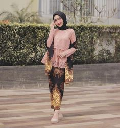 Kebaya Kutu Baru Hijab, Kebaya Kutu Baru Modern, Kebaya Modern Hijab, Kebaya Muslim, Model Rok Kebaya, Model Kebaya Modern, Kebaya Dress, Dress Pesta, Muslim Fashion