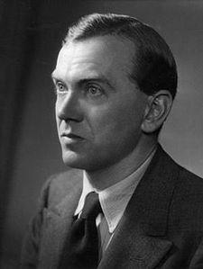 Graham Greene - an English writer, playwright and literary critic
