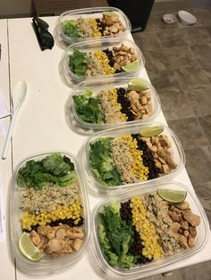 Take a dekko at this for an innovative approach completely. Easy Meal Prep, Healthy Meal Prep, Easy Meals, Healthy Eating, Easy Snacks, High Protein Recipes, Healthy Recipes, Healthy Options, Work Meals