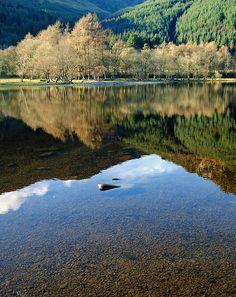 Loch Lubnaig, Stirling, Scotland (by kenny barker)