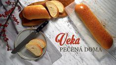 Domácí veka - Kuchařka pro dceru Dumplings, Sausage, Bread, Cooking, Ethnic Recipes, Food, Pizza, Daughter, New Years Eve