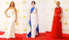 The 2014 Emmy Awards: The Best Dressed Celebrities