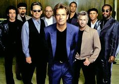 Huey Lewis and the News - one of my favorite concerts ever in the early 90s, mostly because of the company of a great group of friends. Fun times!