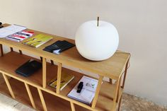 Studio in Triennale 2015 Kushi table lamp