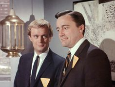 The Diary Of Napoleon Solo And Illya Kuryakin - A story in pictures - VirginiaMcCooley Man From Uncle Tv, Napoleon Solo, Group Pictures, Picture Story, Archive Of Our Own, Tv Guide, Comedy Movies, The Good Old Days, Old Hollywood