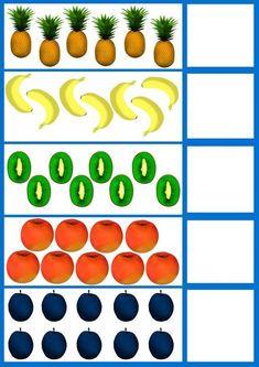 Порахуй та запиши | English Worksheets For Kindergarten, Printable Preschool Worksheets, Kindergarten Math Worksheets, Worksheets For Kids, Math Activities, Preschool Activities, Creative Activities For Kids, Math For Kids, Classroom Welcome