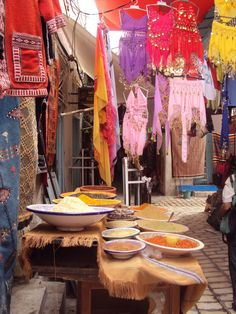 Sousse medina, Tunisia. Wonderful Places, Beautiful Places, Tunisia Africa, African Union, Cooking With Olive Oil, Places Ive Been, Shops, Spaces, Holidays