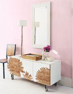 natural rosy walls on domino.com