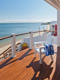 Photo of Beach House Deck & Railing