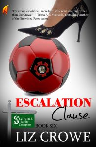 ESCALATION CLAUSE by LIZ CROWE (erotic romance)    Liz Crowe is back with another emotional and sexy read!
