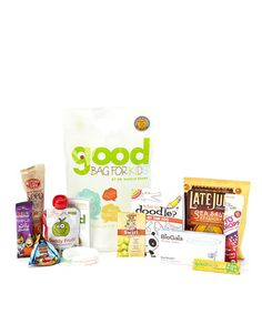 Take a look at this 3 & Up Gluten-Free Organic Travel Snack Pack - Set of Three by GOOD BAG for KIDS on #zulily today!