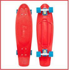 Brand New Penny Nickel Plastic Cruiser Skateboard Deck x Penny Wheels. bef95bce3a6
