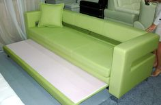 Bright and clever sleep sofa. Available in dozens of colors and fabrics. Sofa, Couch, Clever, Fabrics, Bright, Luxury, Colors, Furniture, Design