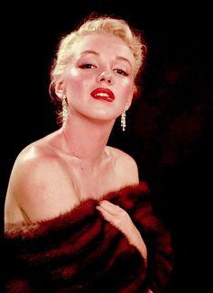 "summers-in-hollywood: ""Marilyn Monroe, 1950. Photo taken by Ed Clark """