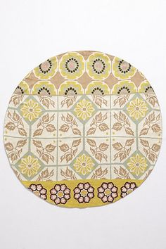 Hand-Embroidered Shali Rug - anthropologie.com