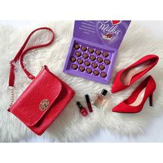 #miss_s_design #wishing #you #happyvalentinesday #sharelove #fashionable #red #MicroFoxbag #handmade #bag #madeinbih #madewithlove #fashion #trend #style #valentines #outfit #look #redheels #inspo #wearitloveit #ootd #lotd #flatlay #potd #wearityourway ✌